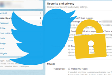 Check Your Twitter Security Settings